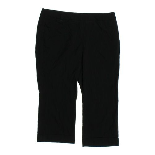 New York & Company Pinstriped Capris in size 12 at up to 95% Off - Swap.com