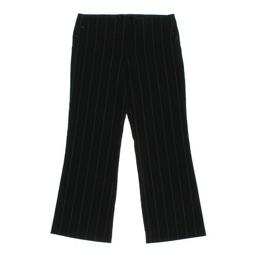 First Crush Pinstriped Dress Pants in size JR 9 at up to 95% Off - Swap.com