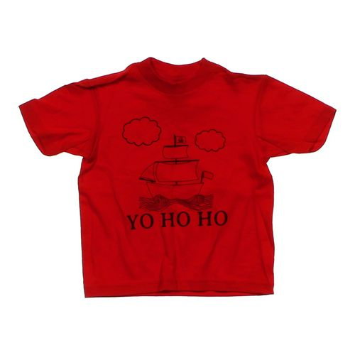 Delta Pirate Tee in size 3/3T at up to 95% Off - Swap.com