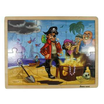 Pirates Jigsaw Puzzle for Sale on Swap.com
