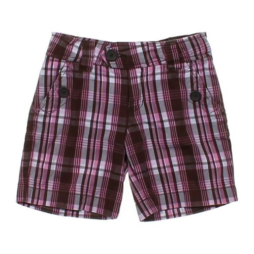 Cherokee Plaid Bermuda Shorts in size 4/4T at up to 95% Off - Swap.com