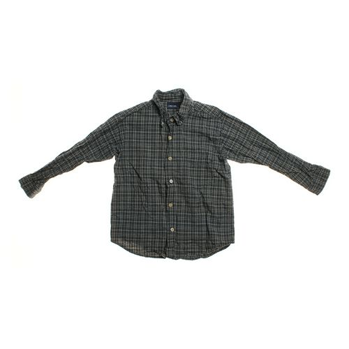 Cherokee Plaid Button-down Shirt in size 8 at up to 95% Off - Swap.com