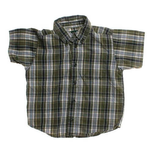 The Children's Place Plaid Button-down Shirt in size 24 mo at up to 95% Off - Swap.com