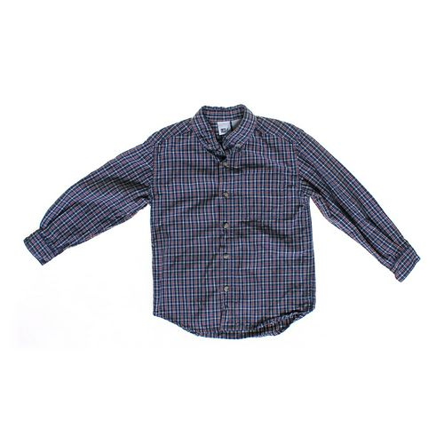 UR It Plaid Button-down Shirt in size 6 at up to 95% Off - Swap.com