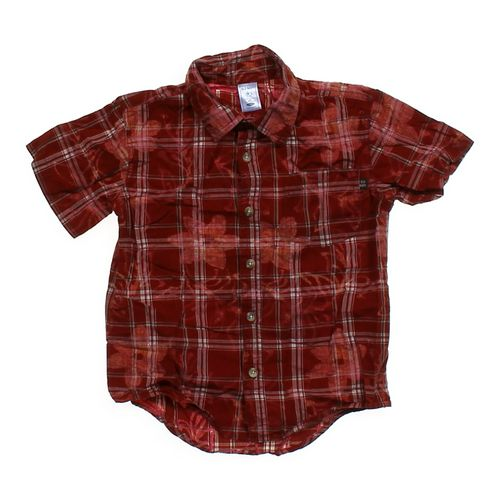 Old Navy Plaid Button-up Bodysuit in size 4/4T at up to 95% Off - Swap.com