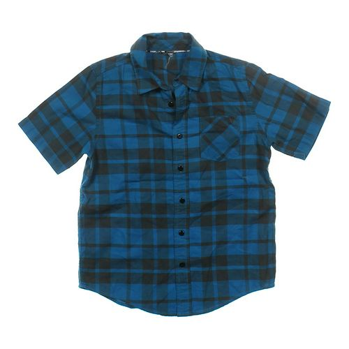 Plaid Button-up in size 10 at up to 95% Off - Swap.com
