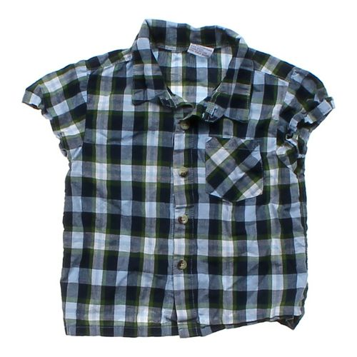 Plaid Button-up in size 24 mo at up to 95% Off - Swap.com