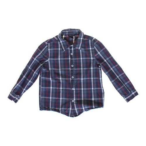 Cherokee Plaid Button-up in size 5/5T at up to 95% Off - Swap.com