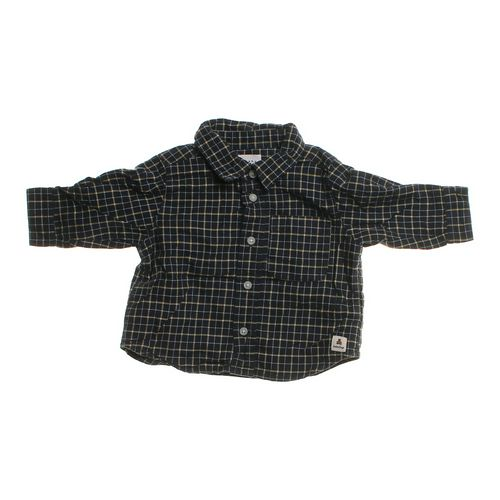 babyGap Plaid Button-up Shirt in size 3 mo at up to 95% Off - Swap.com