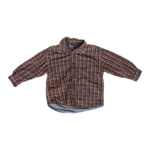 Canyon River Blues Plaid Button-up Shirt in size 3/3T at up to 95% Off - Swap.com