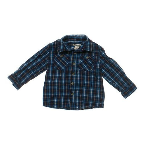Cherokee Plaid Button-up Shirt in size 3/3T at up to 95% Off - Swap.com