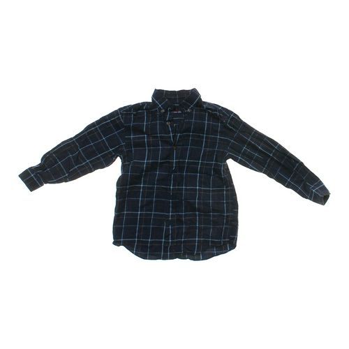 Class Club Plaid Button-up Shirt in size 7 at up to 95% Off - Swap.com
