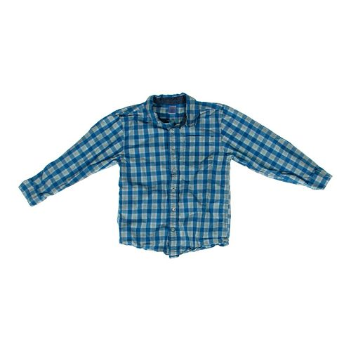Gymboree Plaid Button-up Shirt in size 7 at up to 95% Off - Swap.com