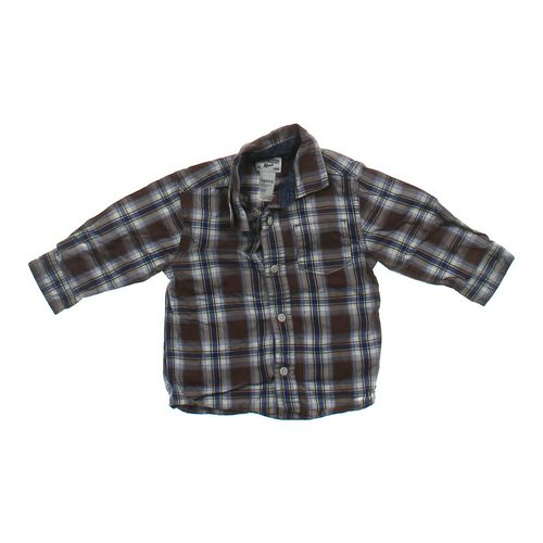 OshKosh B'gosh Plaid Button-up Shirt in size 18 mo at up to 95% Off - Swap.com