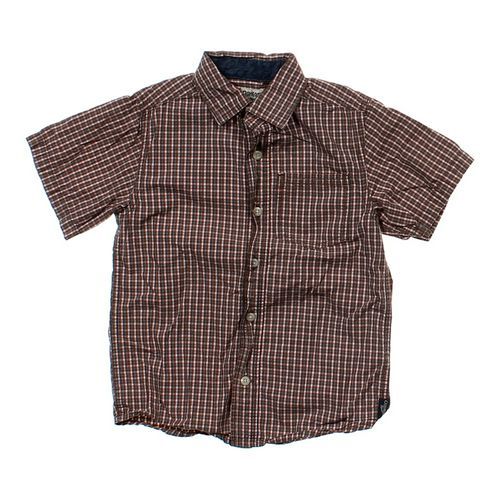 OshKosh B'gosh Plaid Button-up Shirt in size 5/5T at up to 95% Off - Swap.com