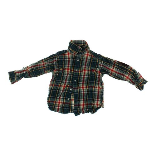Polo by Ralph Lauren Plaid Button-up Shirt in size 4/4T at up to 95% Off - Swap.com