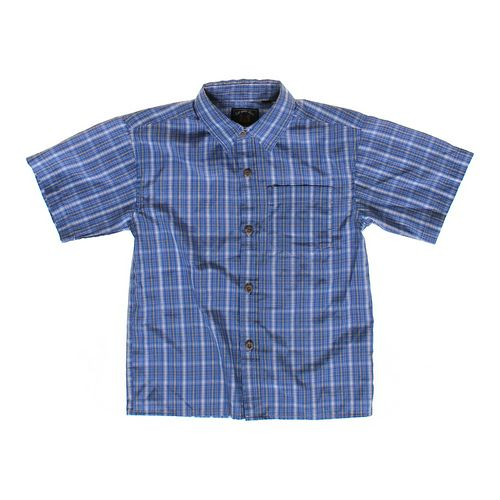Route 66 Plaid Button-up Shirt in size 6 mo at up to 95% Off - Swap.com