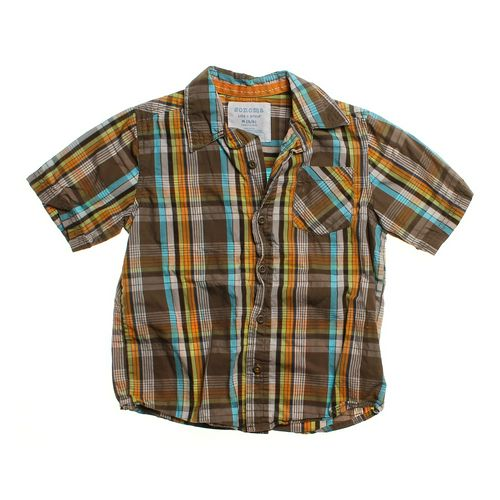 Sonoma Plaid Button-up Shirt in size 5/5T at up to 95% Off - Swap.com