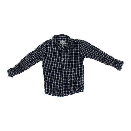 The Children's Place Plaid Button-up Shirt in size 5/5T at up to 95% Off - Swap.com