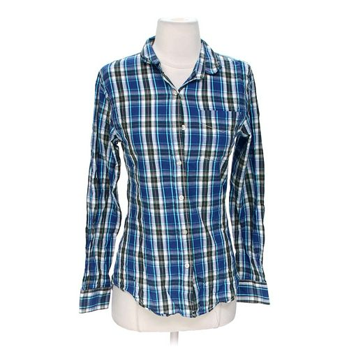just a cheep shirt Plaid Button-up Shirt in size XS at up to 95% Off - Swap.com