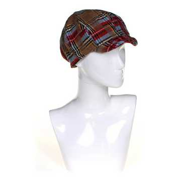 Plaid Cap for Sale on Swap.com