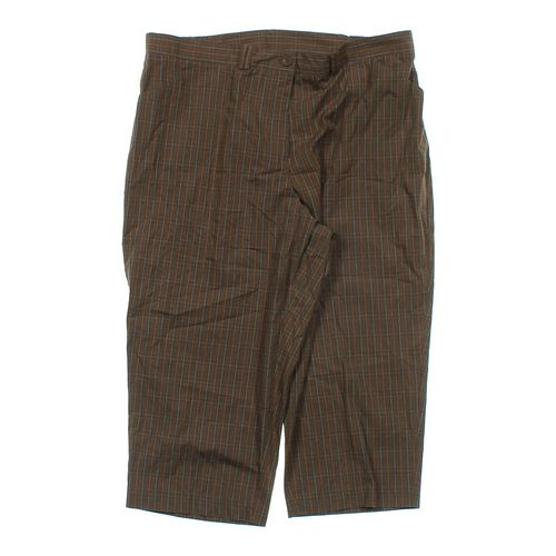 White Stag Plaid Capri Pants in size 20 at up to 95% Off - Swap.com