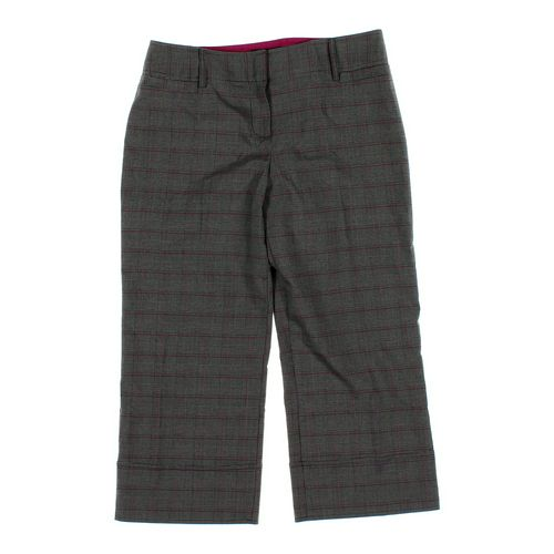 A.Byer Plaid Dress Capri Pants in size JR 11 at up to 95% Off - Swap.com