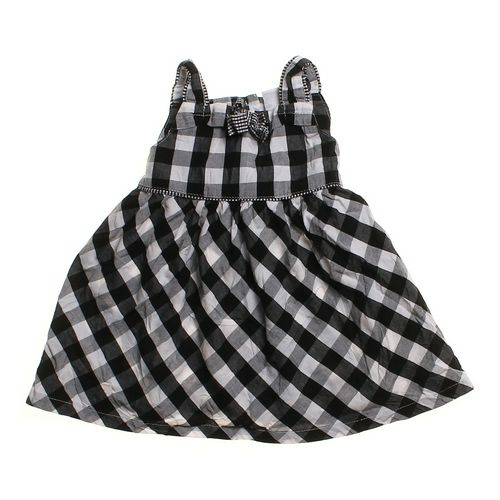Babies R Us Plaid Dress in size 12 mo at up to 95% Off - Swap.com