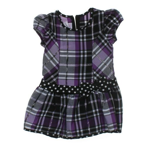 Bonnie Baby Plaid Dress in size 24 mo at up to 95% Off - Swap.com