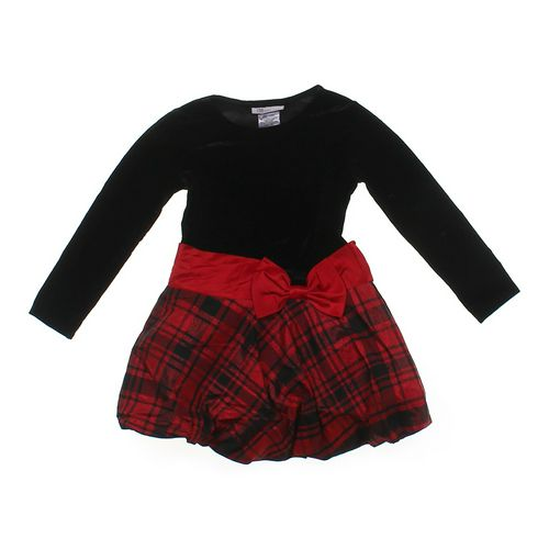 Bonnie Jean Plaid Dress in size 5/5T at up to 95% Off - Swap.com