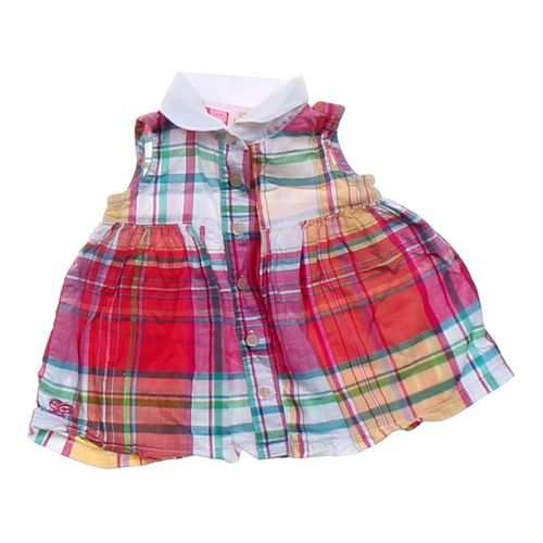 Chaps Plaid Dress in size NB at up to 95% Off - Swap.com
