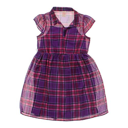 Faded Glory Plaid Dress in size 10 at up to 95% Off - Swap.com