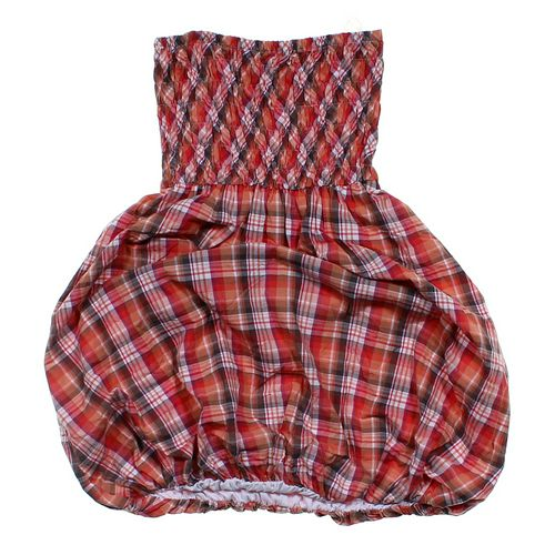Heart Soul Plaid Dress in size JR 3 at up to 95% Off - Swap.com