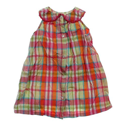 Lands' End Plaid Dress in size 18 mo at up to 95% Off - Swap.com