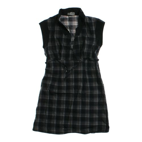 Marco Operative Plaid Dress in size JR 7 at up to 95% Off - Swap.com