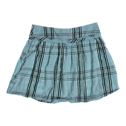 DownEast Plaid Flare Skirt in size JR 7 at up to 95% Off - Swap.com