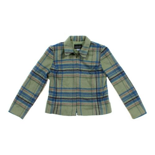 Requirements Plaid Jacket in size 8 at up to 95% Off - Swap.com