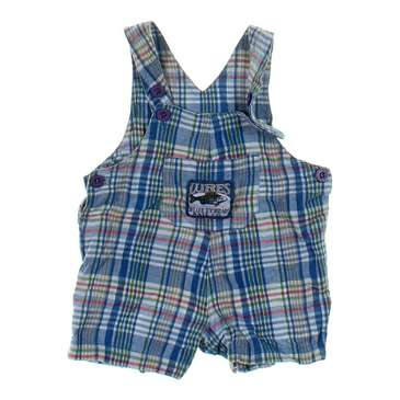 Plaid Overall Romper for Sale on Swap.com