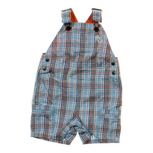 Gymboree Plaid Overalls in size 12 mo at up to 95% Off - Swap.com