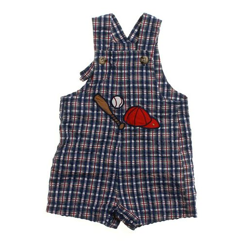Kidlooks Plaid Romper in size NB at up to 95% Off - Swap.com