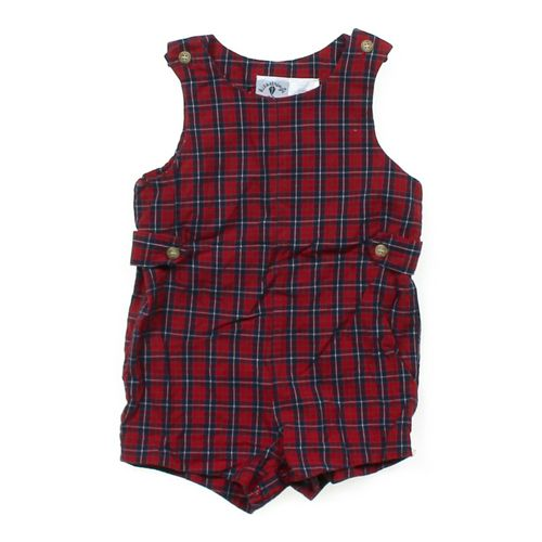 Kitestrings Plaid Romper in size 2/2T at up to 95% Off - Swap.com