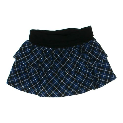 Xhilaration Plaid Ruffled Skirt in size 6 at up to 95% Off - Swap.com