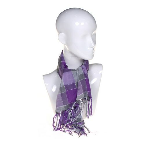 Plaid Scarf in size One Size at up to 95% Off - Swap.com