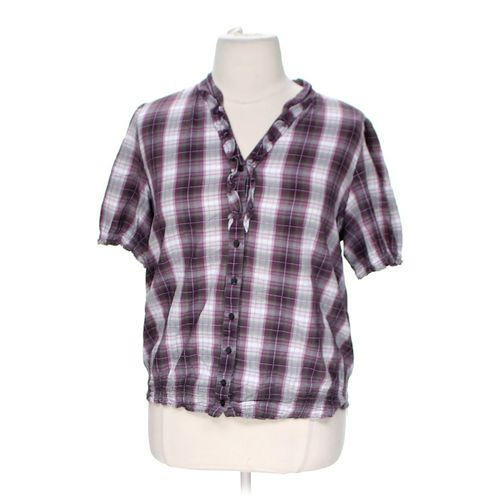 Just My Size Plaid Shirt in size 2X at up to 95% Off - Swap.com