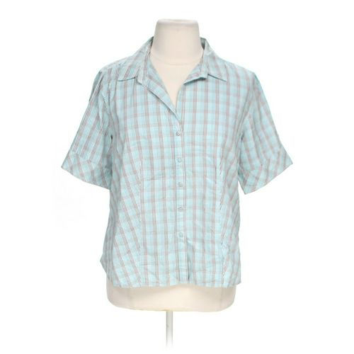 Cato Plaid Shirt in size 1X at up to 95% Off - Swap.com