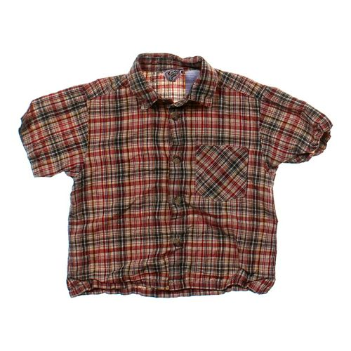 Plaid Shirt in size 4/4T at up to 95% Off - Swap.com