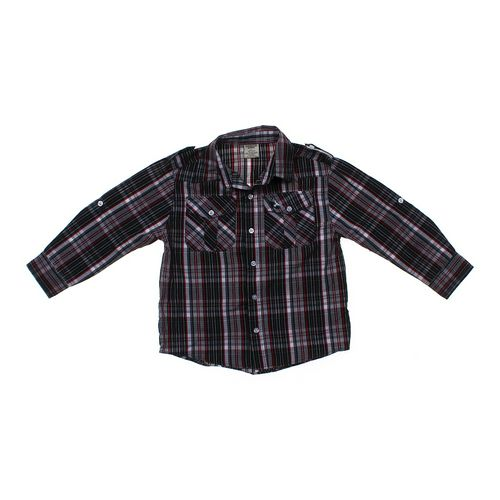 American Hawk Plaid Shirt in size 7 at up to 95% Off - Swap.com