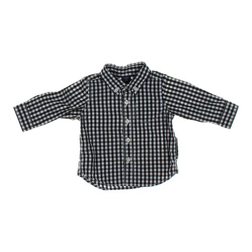 babyGap Plaid Shirt in size 6 mo at up to 95% Off - Swap.com