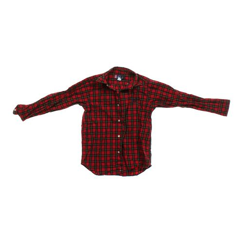 Chaps Plaid Shirt in size 7 at up to 95% Off - Swap.com