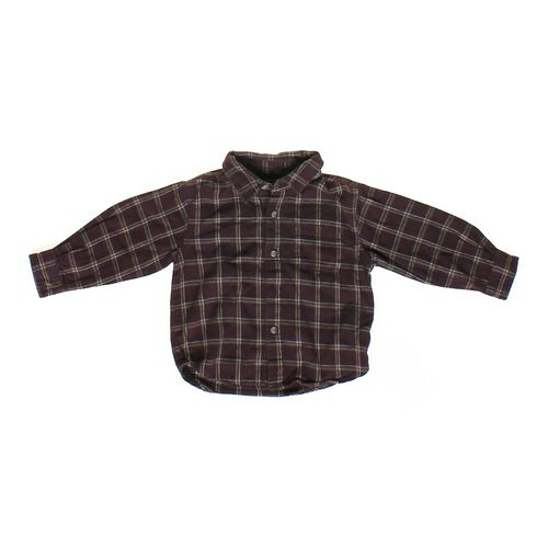 Cherokee Plaid Shirt in size 4/4T at up to 95% Off - Swap.com